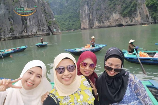 Best Halal Tour in Halong Bay With Transfer From Hanoi & Kayak & Halal Lunch photo 4