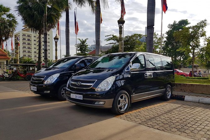 Private transfer from Phnom Penh to Sihanoukville