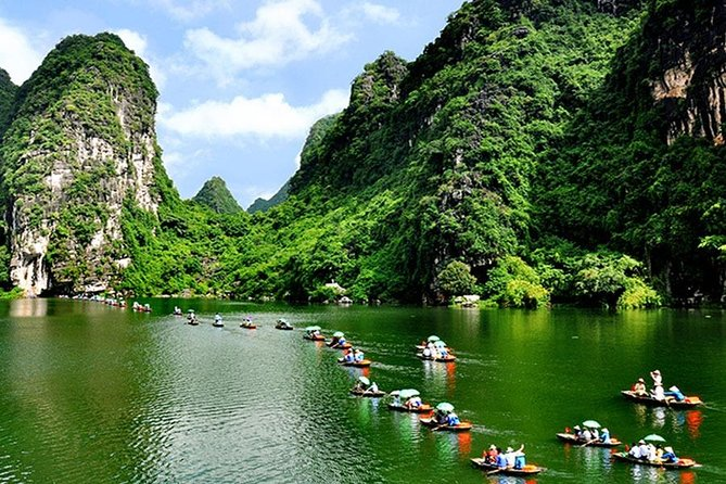 Bai Dinh Pagoda - Trang An Boat Trip - Mua cave Full Day - Limousine Transport