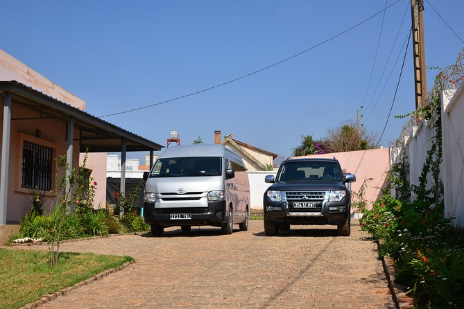 New Car Rental / Madagascar Southern Tour