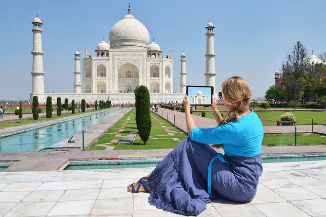 Private Taj Mahal Tour from Jaipur by Car