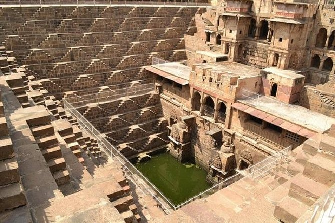 Abhaneri Private Full Day Trip from Jaipur