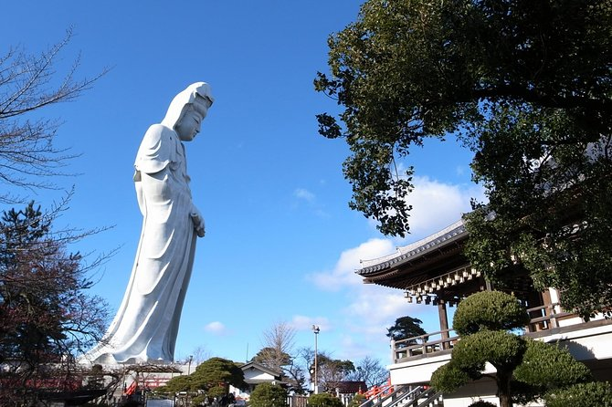 Gunma one day Private Tour with Driver