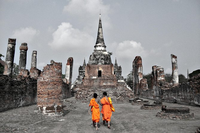 Rolls Royce Exclusive : Ayutthaya Temples & Ancient City Tour (Multi Languages)