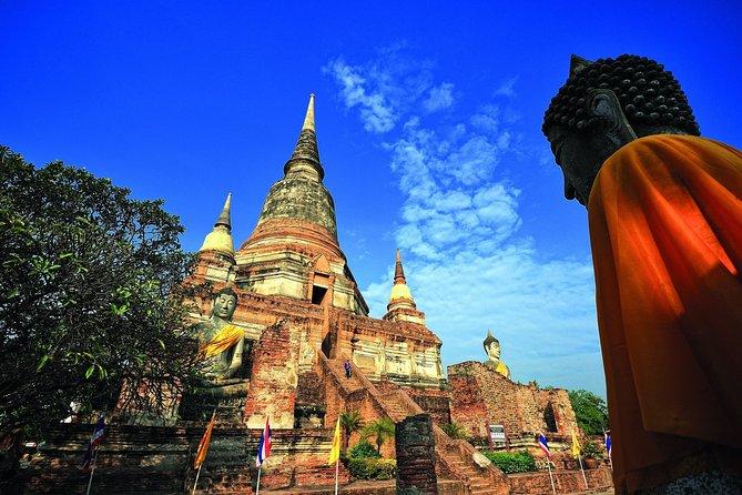 The Grandeur of UNESCO's inscribed Ayutthaya