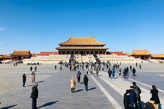 10-Day Private China Tour: Shanghai, Xi'an and Beijing
