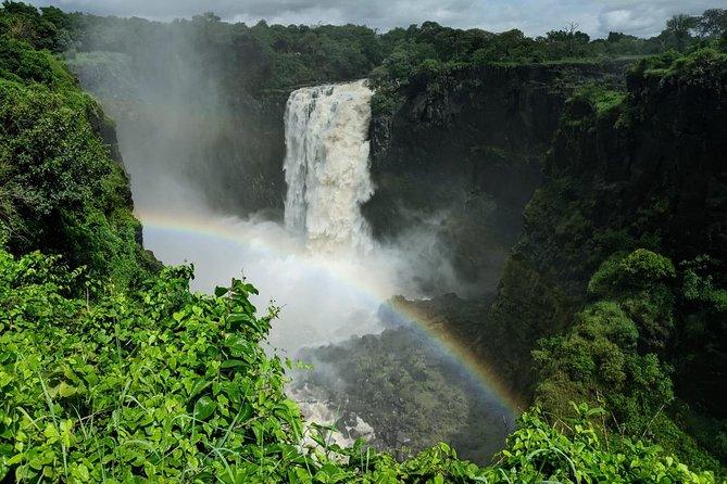 Day Trip: Discover Victoria Falls Zimbabwe From Livingstone, Zambia