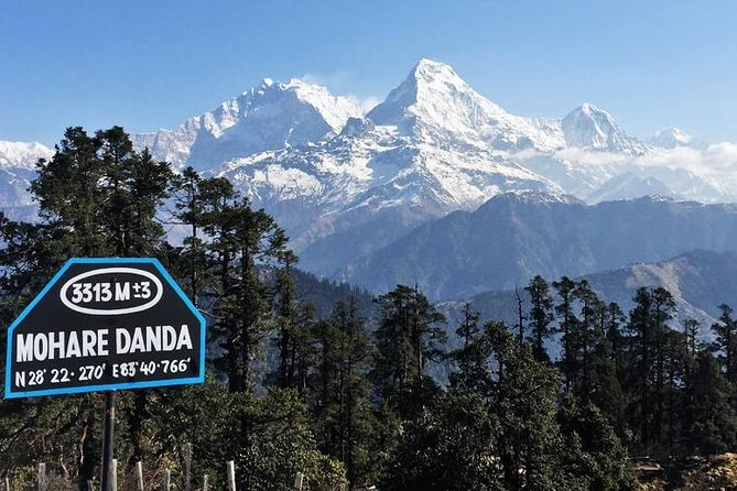 """Mohare Danda"" hiking in 6 days, a unique hiking experience on mountain way"