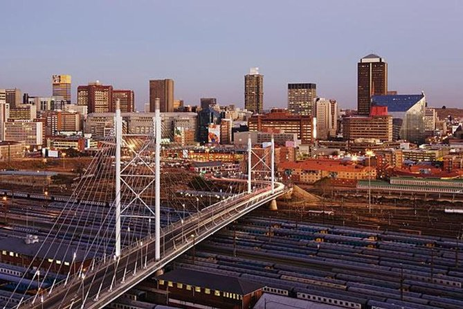 5 Days 4 Nights the Best of Johannesburg Package