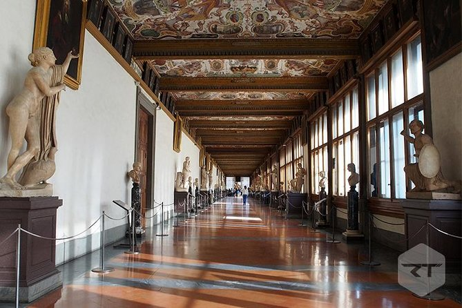 Florence: Uffizi Gallery priority entrance.
