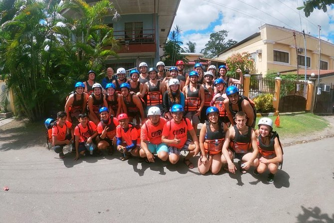 Canyoning Experience in Kawasan Falls with Lunch