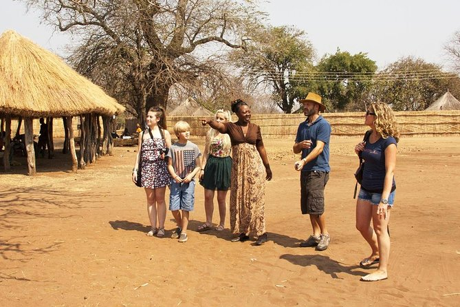 Victoria Falls: Full day Guided Sightseeing Tour photo 12