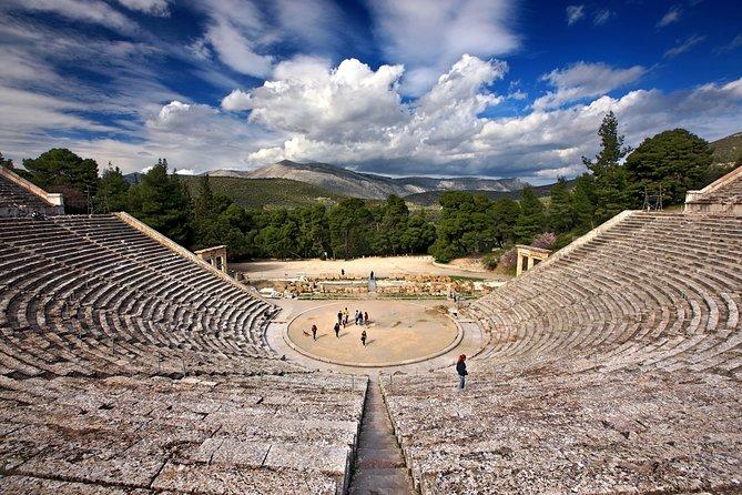 Ancient Corinth, Mycenae, Epidaurus & Nafplio Full Day Private Tour