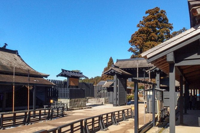 Hakone History one day Private Tour with Driver