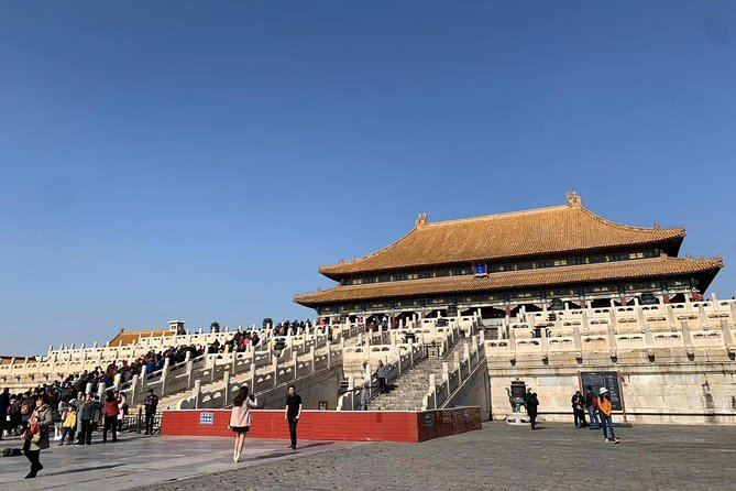 Beijing's Present and Past: Temple of Heaven, Forbidden City and Olympic Park