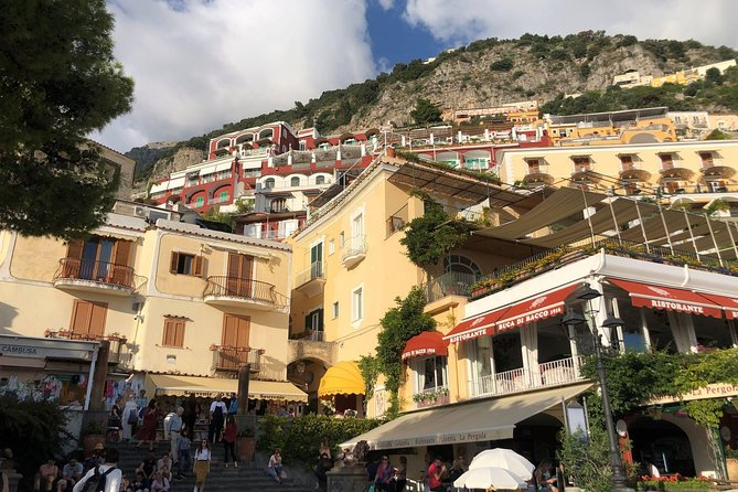 Amalfi Coast lunch & limoncello tasting