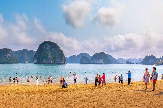 Ha Long Bay 2 Days 1 Night Tour - New Star Cruise