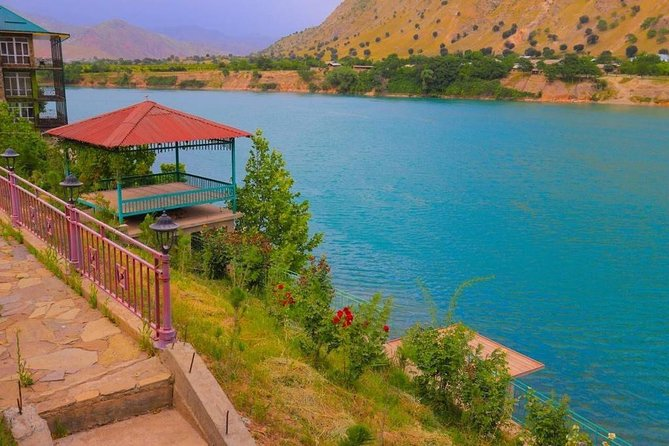 From Dushanbe to Nurek Mountain Lake, 1 day tour