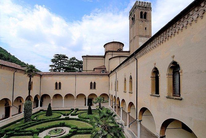 Praglia, the Benedictine monastery