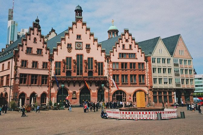 7 Day Rail Tour - Germany