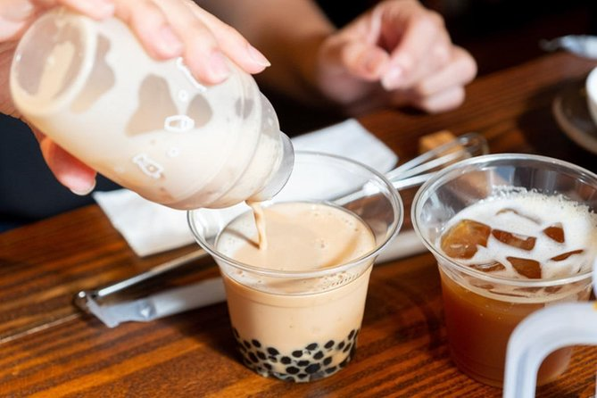 Exclusive experience: Taiwan's Original Bubble Milk Tea and Food Tour