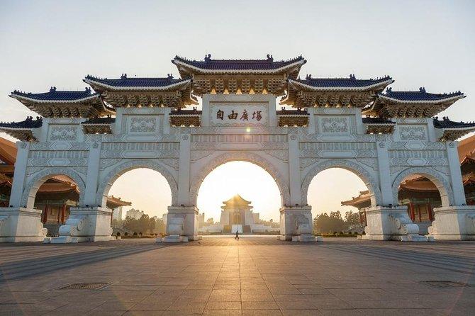 ▴ Chiang Kai-shek Memorial Hall's Liberty Square