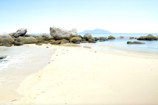 Private Tour | Beaches, sand castles, swimming and snorkeling | Mahé | Seychelles