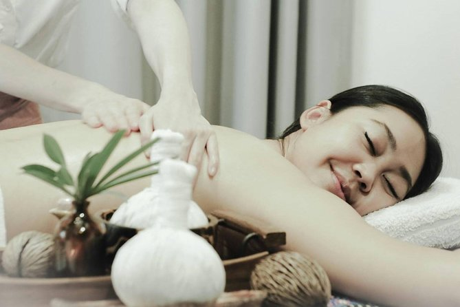 2 Hours Signature Full Body Relaxation Package - Free transportation