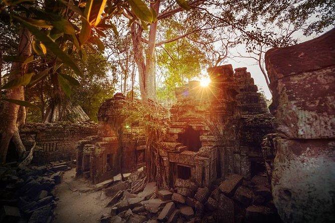 Full Day Angkor Wat with Sunset by Tuk Tuk
