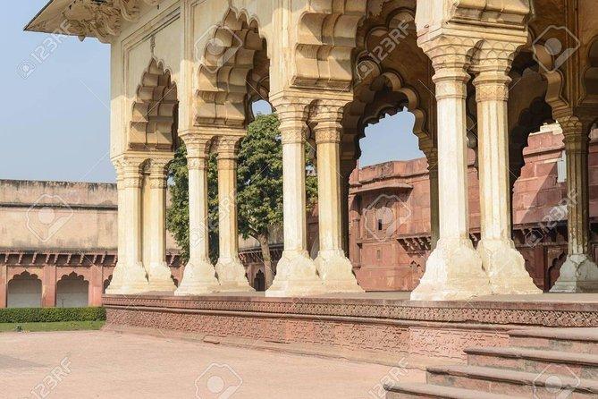 Overnight Taj Mahal Tour with Delhi
