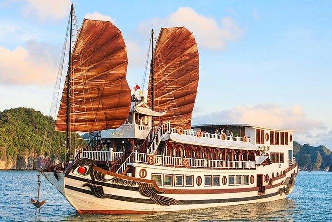 Ha Long Bay 2 Days 1 Night - Royal Palace Cruise