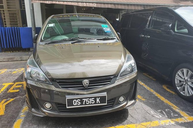 Private Economy Penang Airport Transfer-Departure