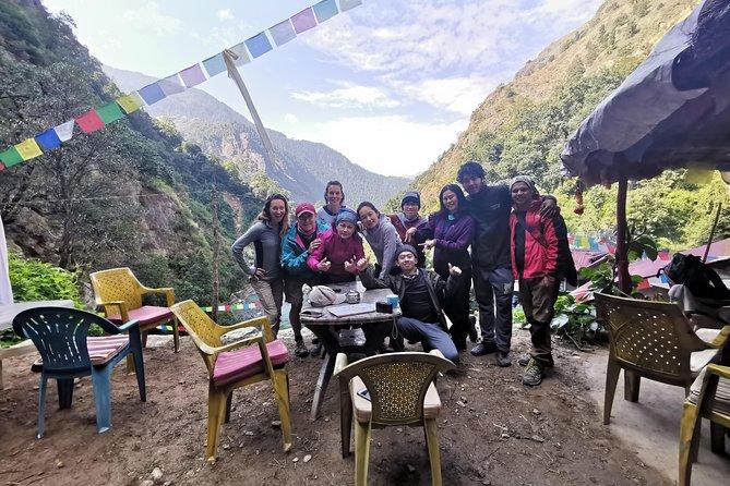 17 Days Manaslu Circuit Trek