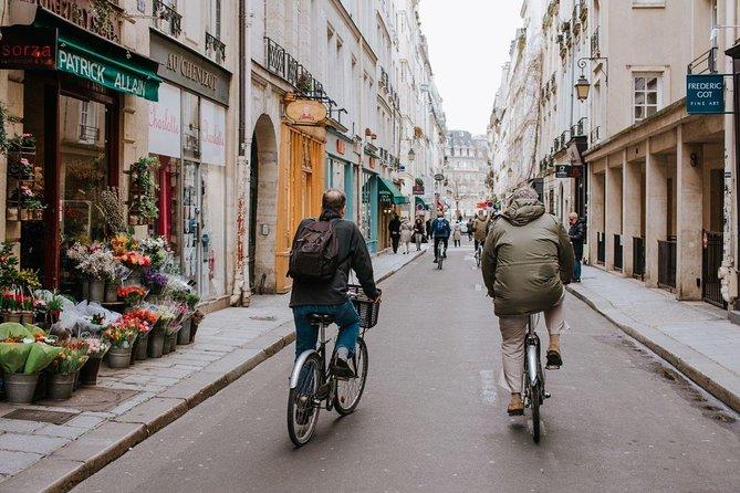 Hidden Paris: Day Bike Tour, Paris, FRANCIA