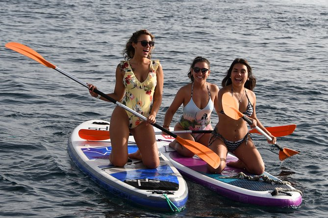 SUP Adventure Ibiza (stand up paddle , snorkeling ,kayaking , cliff jumping) VIP