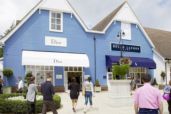 Bicester Village Shopping Outlet Private Tour from London