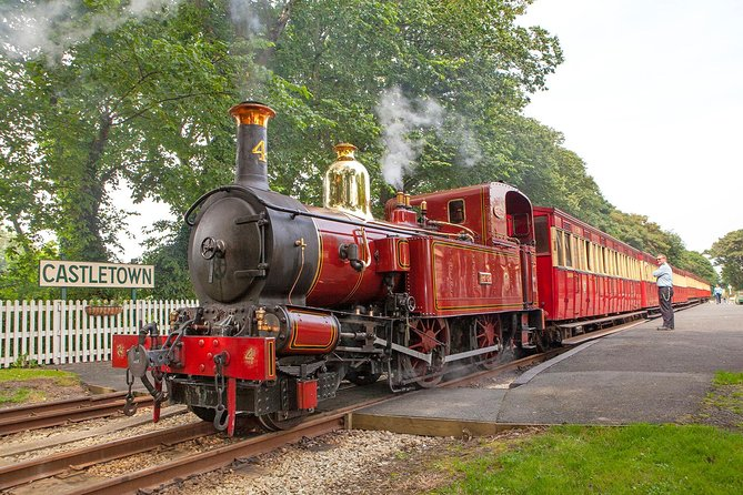 Photograph the Isle of Man's Victorian Railway Networks - Half Day