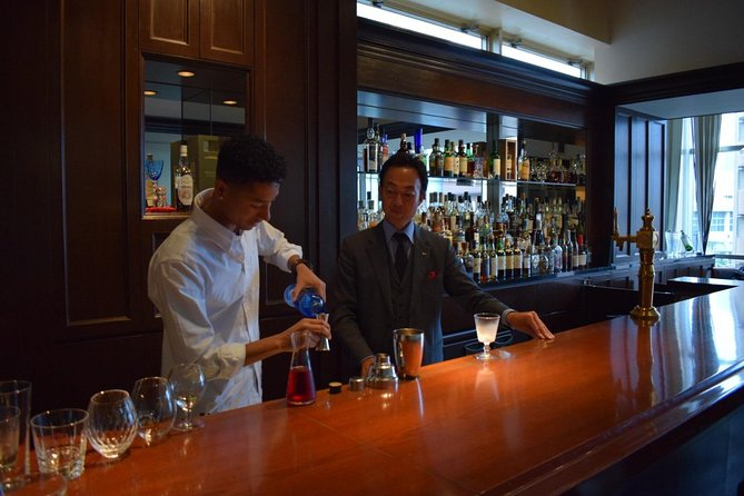 ≪Be a BARTENDER≫ TOKYO professional class! With Special Japanese Whisky & Sake!