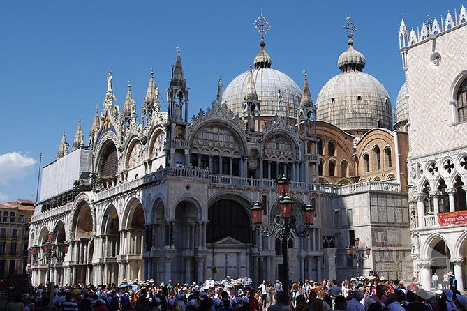 Venice walking tour with certified guide