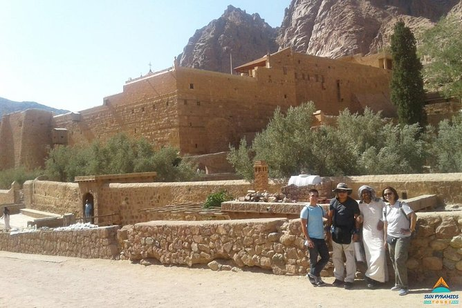 Private Tour to St. Catherine Day Tour from Taba in Egypt