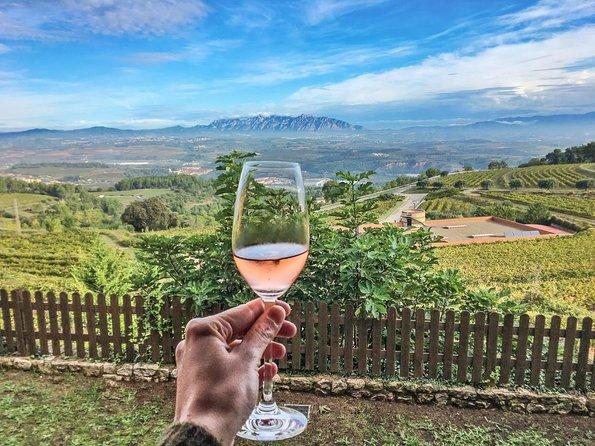 Private Day Trip : Montserrat, Lunch, Wine & Cava Taste in an Ancient Vineyard
