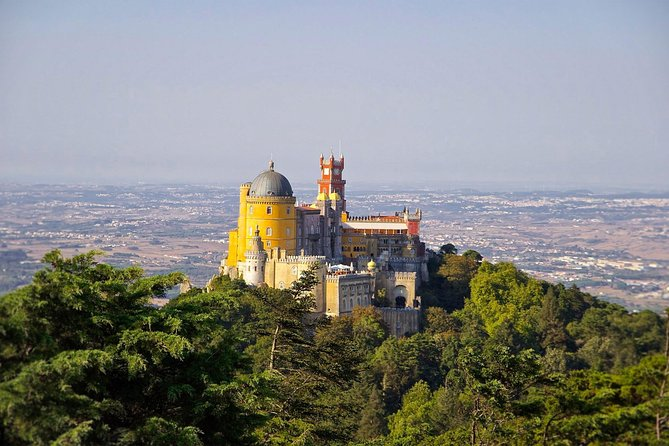 Amazing Tour to Sintra, Cabo da Roca and Cascais