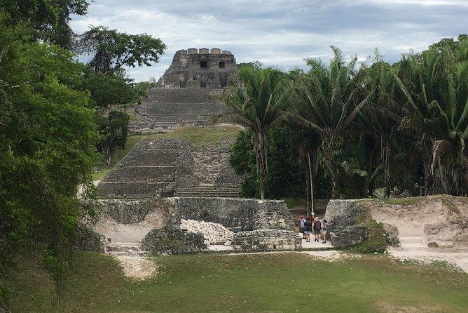 Xunantunich Mayan Temples and Cave Tubing Paradise