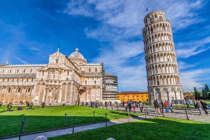 Guided Tour of Florence and Panoramic Pisa from La Spezia Port