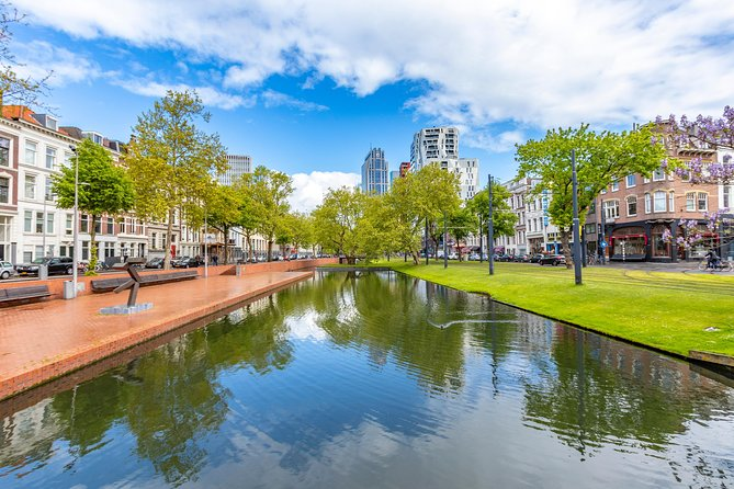 Best Intro Tour of Rotterdam with a Local