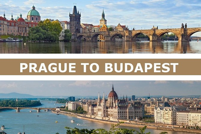 1-way private transfer - Prague to Budapest - Mercedes Benz - up to 8 passengers photo 1
