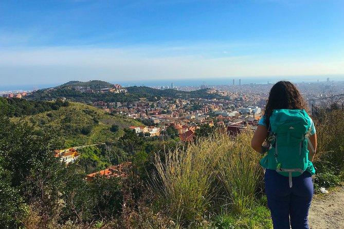 Hike to Top of Tibidabo Mountain, from Barcelona