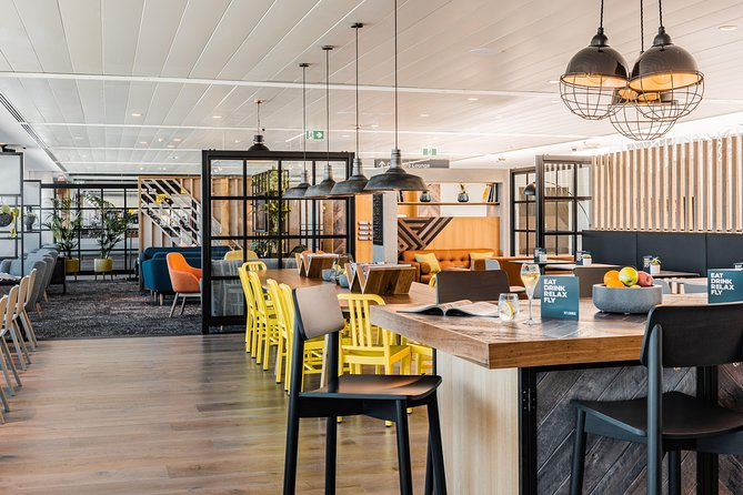 Brisbane Airport - My Lounge