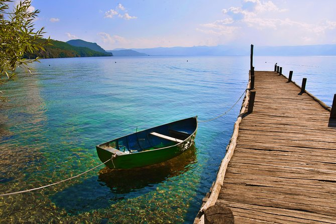 Skopje and Ohrid two day tour from Pristina