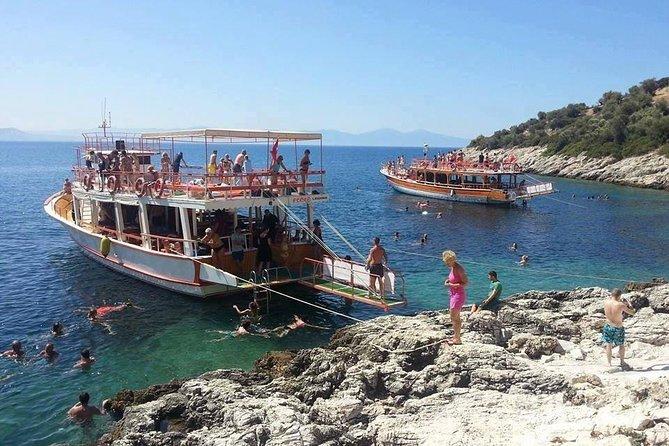 Boat Trip to National Park From Kusadasi / Selcuk Hotels